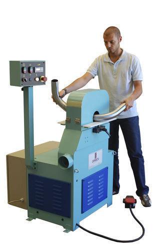 Lpc 300 orbital grinding machine and polishing by garboli