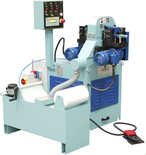 Lpc 300 w orbital grinding machine by garboli