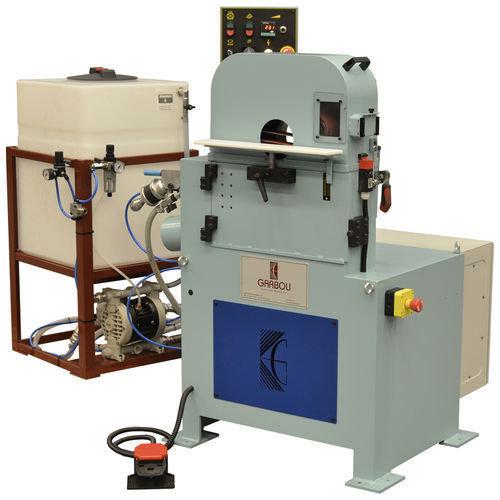 Lpc 300 mirror orbital polishing machine for metal by garboli