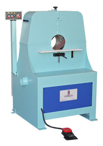Lpc 500 orbital grinding machine by garboli