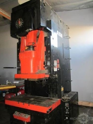 165 ton aida obi punch press 2621b