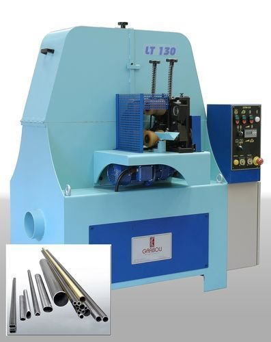 Lt 130 orbital grinding machine finishing by garboli
