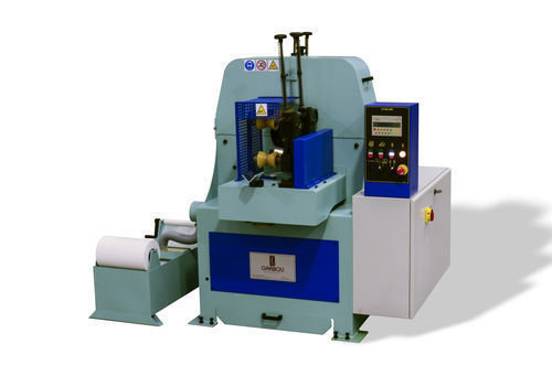 Lt 200 w orbital grinding machine   satin  cutting and finishing by garboli