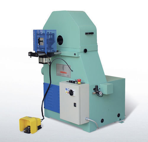 Le belt grinding machine   cylindrical and finishing by garboli