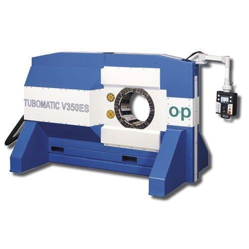 Tubomatic v350es hose crimping machine hydraulic by op