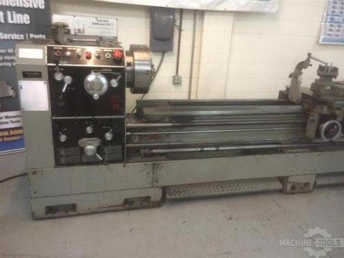 1993 sharp 24x120 gap bed lathe pic   4