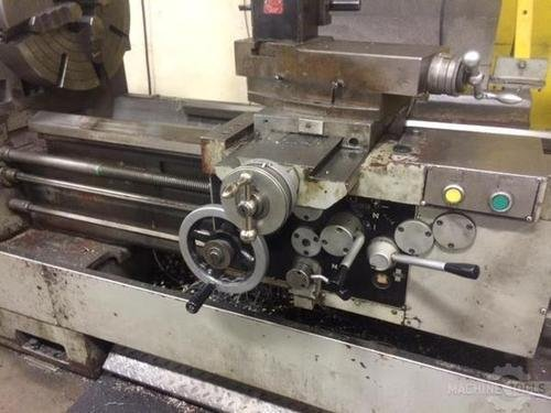 1993 sharp 24x120 gap bed lathe pic   5
