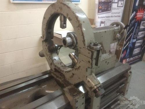 1993 sharp 24x120 gap bed lathe pic   9