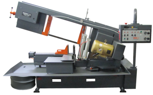 Hemsaw cyclone m metalcutting band saw