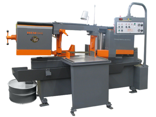 Hemsaw h105m metalcutting band saw