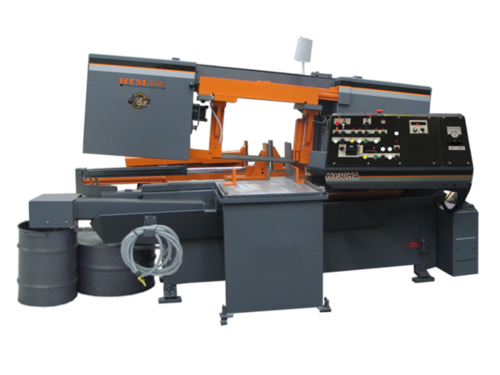 Hemsaw h130ha 9 metalcutting band saw