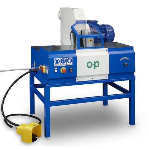 Tf5 eco hose cutting machine by op