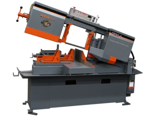 Hemsaw h90a 1 metalcutting band saw