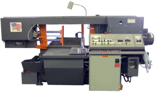 Hemsaw hurricane 2030m metalcutting band saw