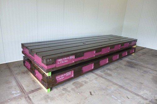 3036    5x  5000 x 1500 x 310 mm floorplates mach4metal  1
