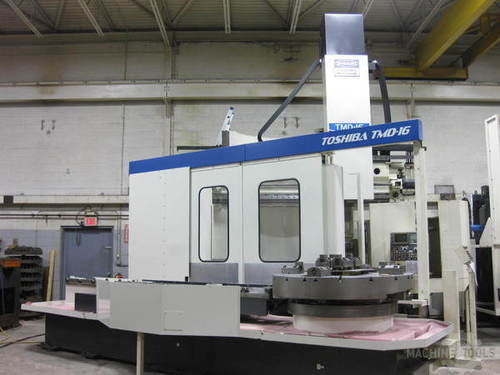 Array - toshiba machine tmd 16 karussell drehmaschinen  vtl  300417      rh   machinetools com
