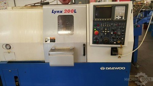 2000 daewoo lynx 200lc overall