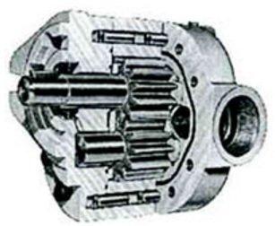 40p005 gear pump