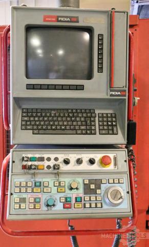1995 rambaudi ramspeed b20l control