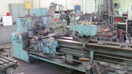 American 25102 engine lathe 2