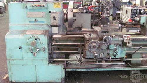 American 25102 engine lathe 3