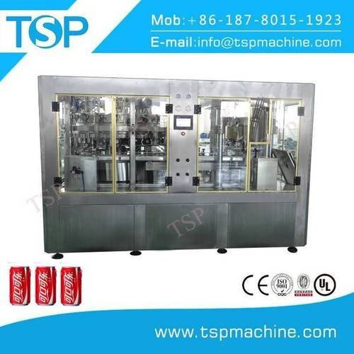 Can filling seaming machine 2 in 1
