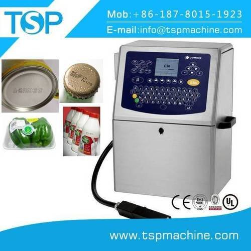 Date priniting machine