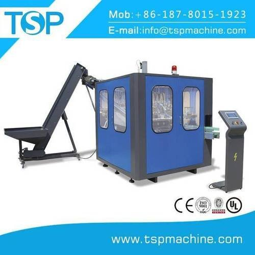 Automatic blow molding machine 1 6 cavity