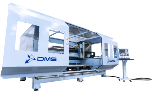 Dms 3 axis ss3 cnc router with twin tables copy