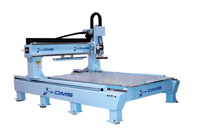 Dms 3 axis gantry cnc router copy