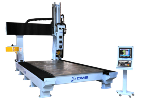 Dms 5 axis gantry cnc router copy