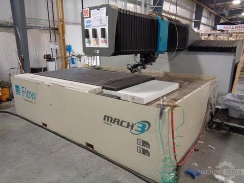 FLOW MACH 3 3020B Waterjet Cutters Used - Excellent #391645