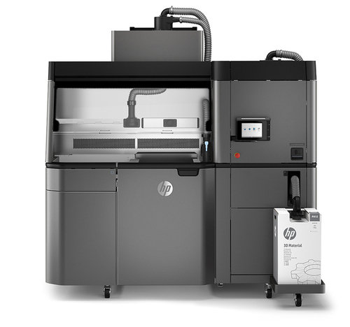 Hp 3d printer multijetfusion