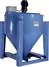 Portable batch mixer