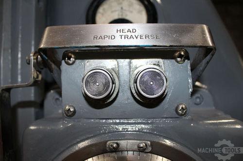 Blanchard no 11 surface grinder 8290 06