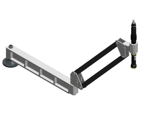 Icva 60 vertical bore mount