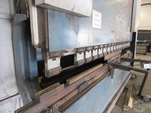 13 x350 ton durma ad s 40320 cnc hydraulic press brake 2668d