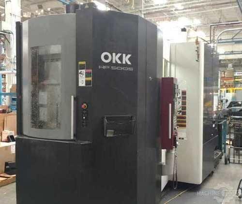 2007 okk hp 500s   1