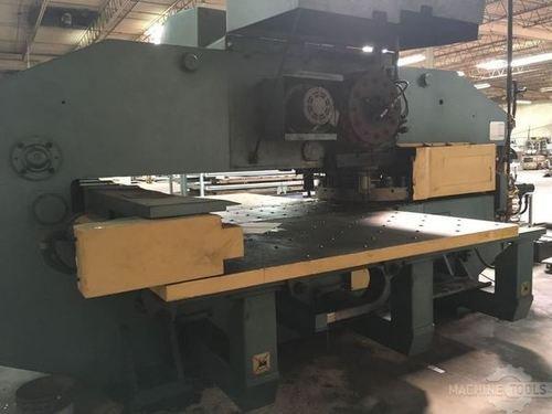 55 ton amada coma 567 cnc turret punch 2668e
