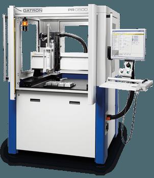 Dispensing system pr0500 datron