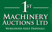 1st Machinery Auctions Limited