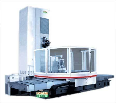 Cnc economic planer boring and milling machine pb130 pb160 kme