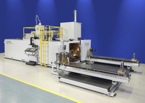 Hv electron beam welding machine