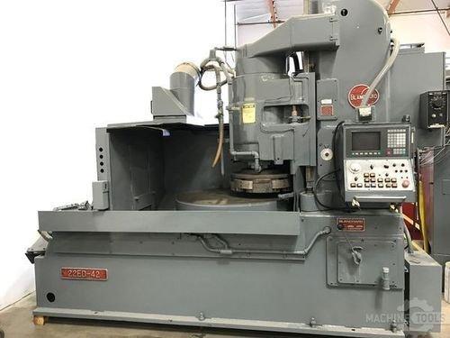Blanchard 22ed rotary cnc surface grinder