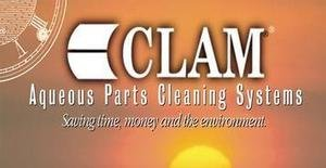 Clam Aqueous Parts Cleaning Systems