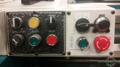 Control panel carriage