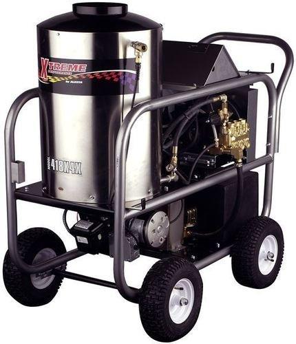 418x4x hot water oil fired 4 wheel