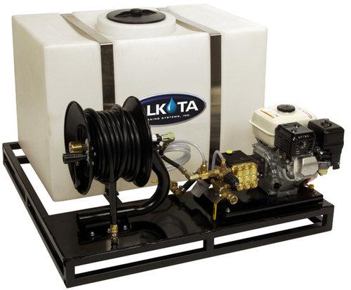 Alkota mobile wash system