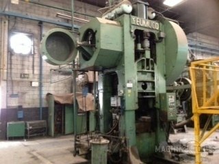 Mechanical press eumuco 1000 ton