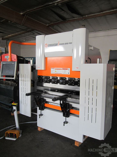 44 ton ermak power bend pro cnc press brake a